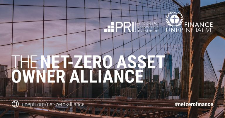 Net Zero Asset Owner Alliance Underlines Commercial Case for ESG Objectives