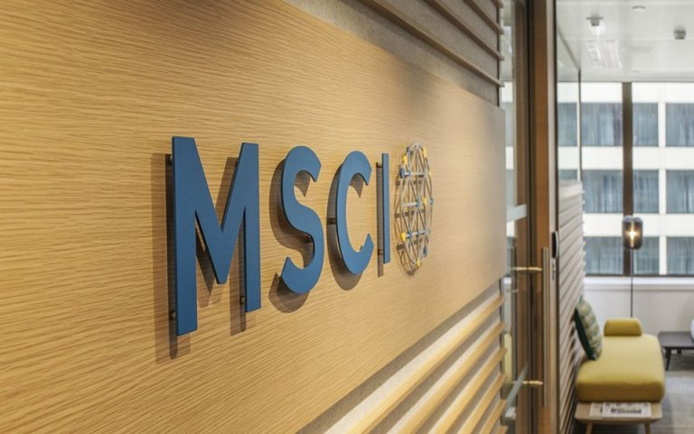 "MSCI Targets ""Enormous Investment"" in Sustainability Following 12% Revenue Jump"